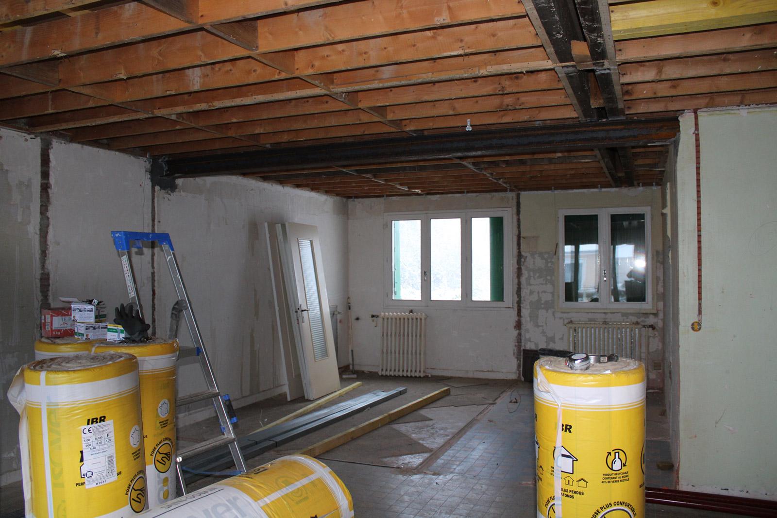 Rénovation Saint-Cyr-l'École